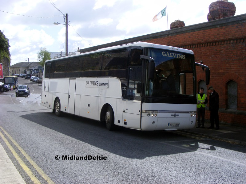 Galvins 06-C-6882, Cobh Railway Station, 19-05-2015