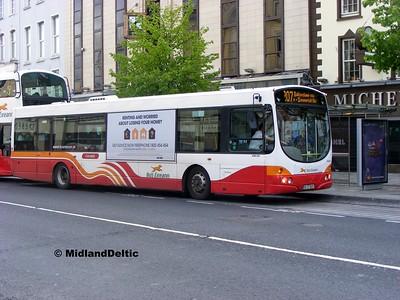Bus Éireann VWL141, St Patricks St Cork, 19-05-2015