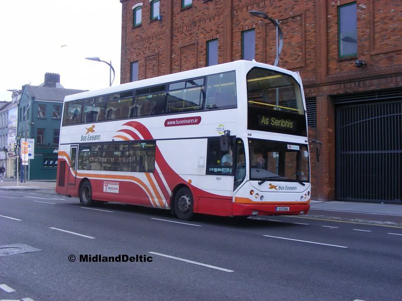 Bus Éireann DD15, Parnell Place Cork, 19-05-2015