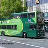 Dublin Bus AV442, O'Connell St Dublin, 06-06-2015