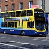Dublin Bus GT11, Eden Quay Dublin, 06-06-2015