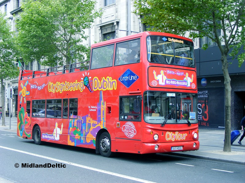 Dualway 00-D-40035, O'Connell St Dublin, 06-06-2015