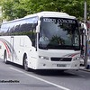Kerry Coaches 10-KY-1686, O'Connell St Dublin, 06-06-2015