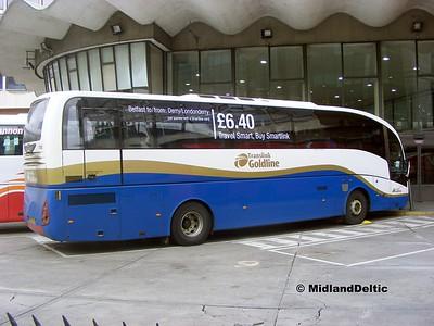 Ulsterbus 1780, Busáras Dublin, 06-06-2015