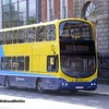 Dublin Bus GT126, Burgh Quay Dublin, 06-06-2015
