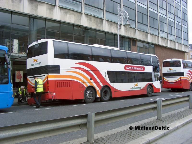 Bus Éireann LD214, Store St Dublin, 06-06-2015