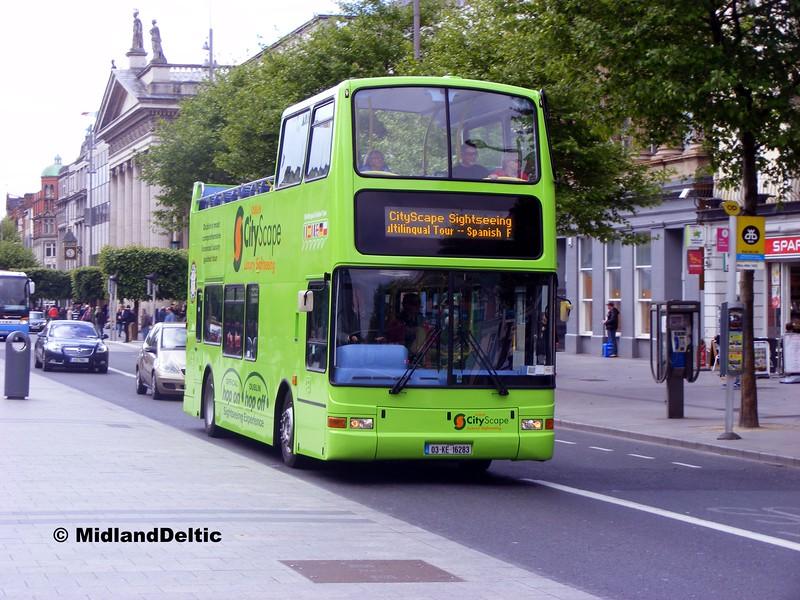 Cityscape 03-KE-16283, O'Connell St Dublin, 06-06-2015