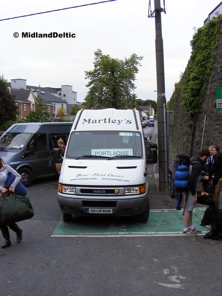 Martley's 03-LS-6051, Portlaoise Station, 07-09-2015