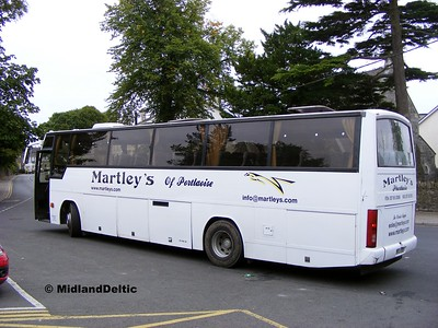 Martley's 90-LS-2422, Portlaoise Station, 07-09-2015