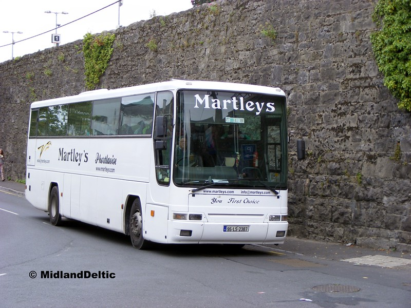Martley's 95-LS-2387, Portlaoise Station, 07-09-2015