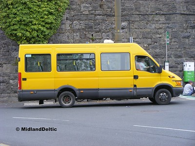 Martley's 03-LS-6105, Portlaoise Station, 07-09-2015