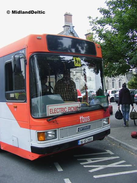 Glynn 96-SO-2993, Portlaoise Station, 07-09-2015