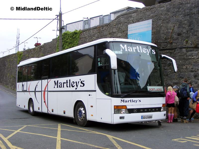Martley's 02-LS-6068, Portlaoise Station, 07-09-2015