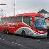 Bus Éireann SE11, James Fintan Lawlor Ave Portlaoise, 10-12-2015
