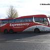 Bus Éireann SE12, James Fintan Lawlor Ave Portlaoise, 11-11-2015