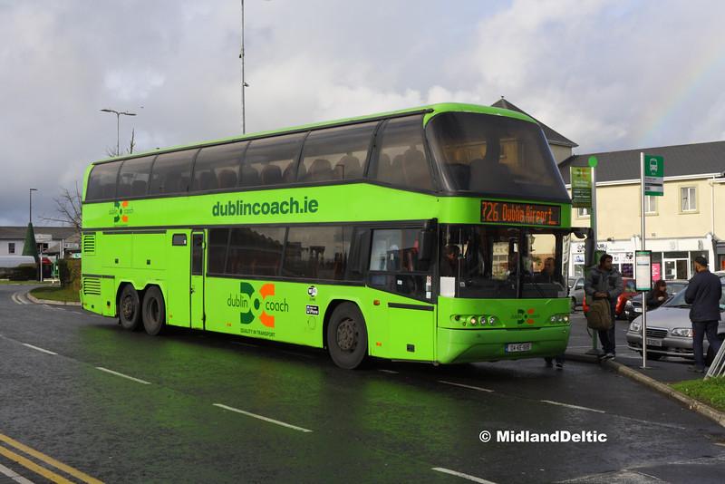 Dublin Coach 04-KE-16116, James Fintan Lawlor Ave Portlaoise, 11-11-2015