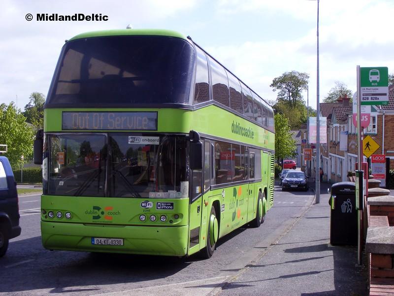Dublin Coach 04-KE-11330, James Fintan Lawlor Ave Portlaoise, 21-05-2015