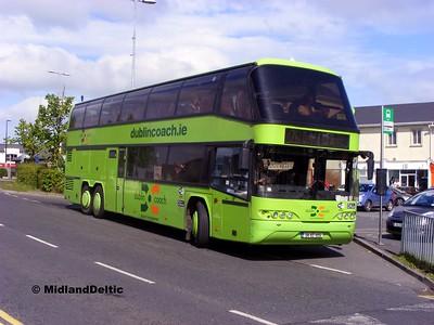 Dublin Coach 04-KE-11351, James Fintan Lawlor Ave Portlaoise, 21-05-2015
