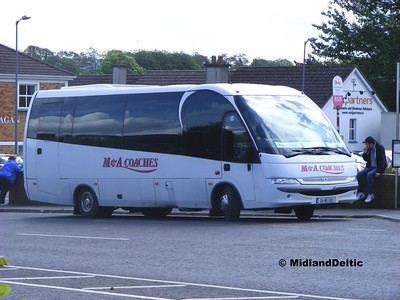 M&A Coaches 04-WX-500, James Fintan Lawlor Ave Portlaoise, 26-06-2015