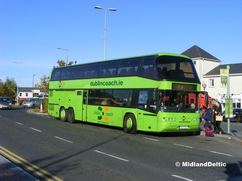 Dublin Coach 04-KE-16116, James Fintan Lawlor Ave Portlaoise, 13-10-2015