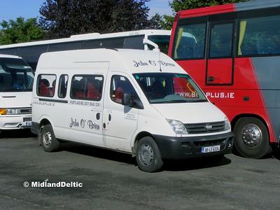 Universal PSV 08-LS-6334, Conniberry Junction, Portlaoise