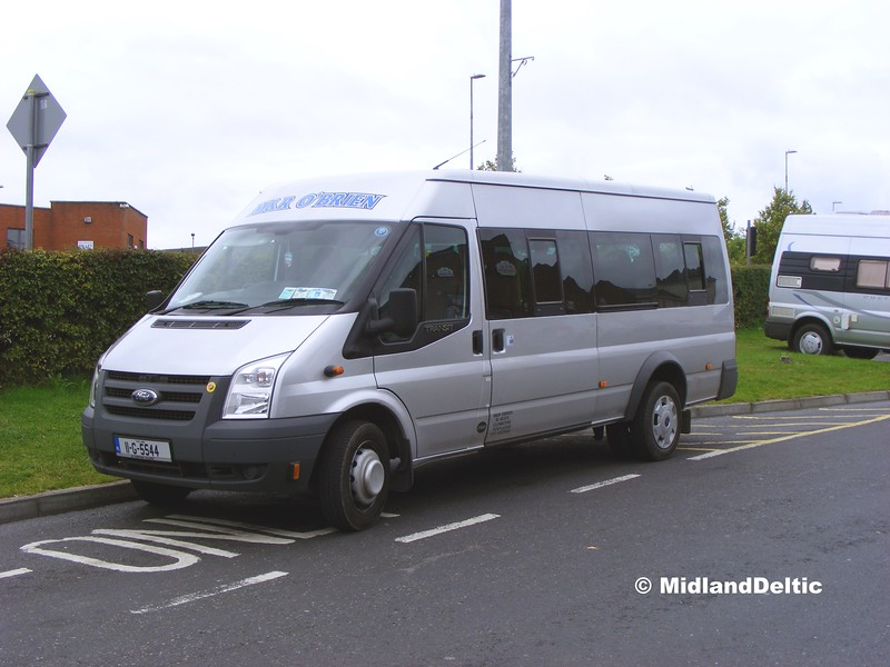 M&R O'Brien 11-G-5544, Meehan Court Portlaoise, 18-09-2015