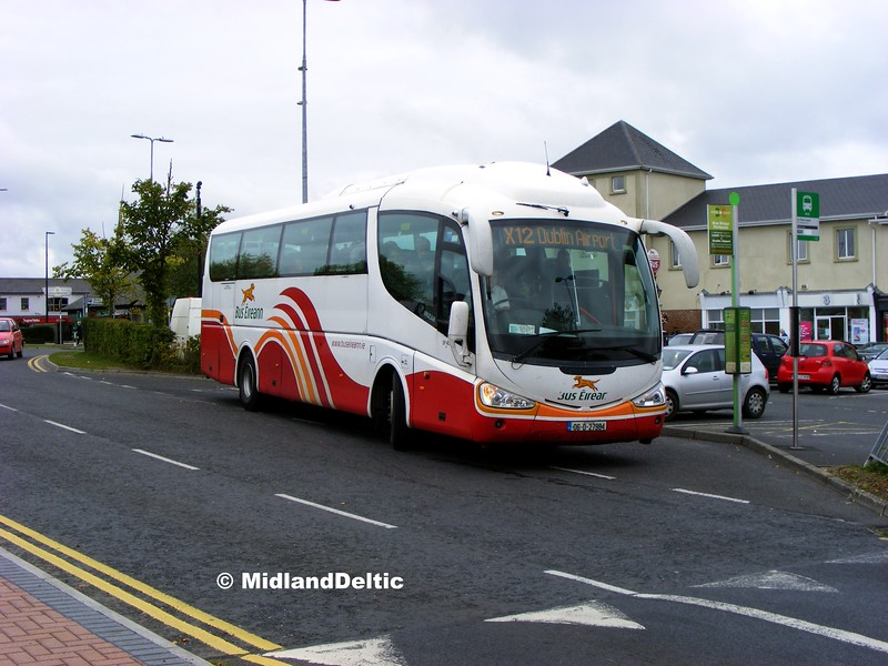Bus Éireann SP40, James Fintan Lawlor Ave Portlaoise, 18-09-2015