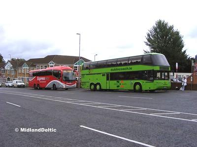 Bus Éireann SE12, Dublin Coach 04-KE-16202, James Finton Lawlor Ave Portlaoise, 18-09-2015