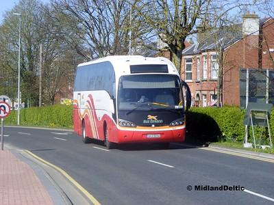 Bus Éireann VG 8, James Fintan Lawlor Ave Portlaoise, 21-04-2015