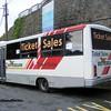 Bus Éireann ME202, Portlaoise Station, 22-09-2015
