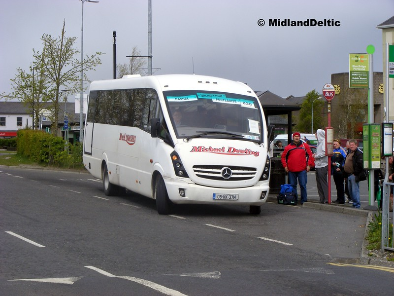 M&A Coaches 08-KK-3714, James Fintan Lawlor Ave Portlaoise, 28-04-2015