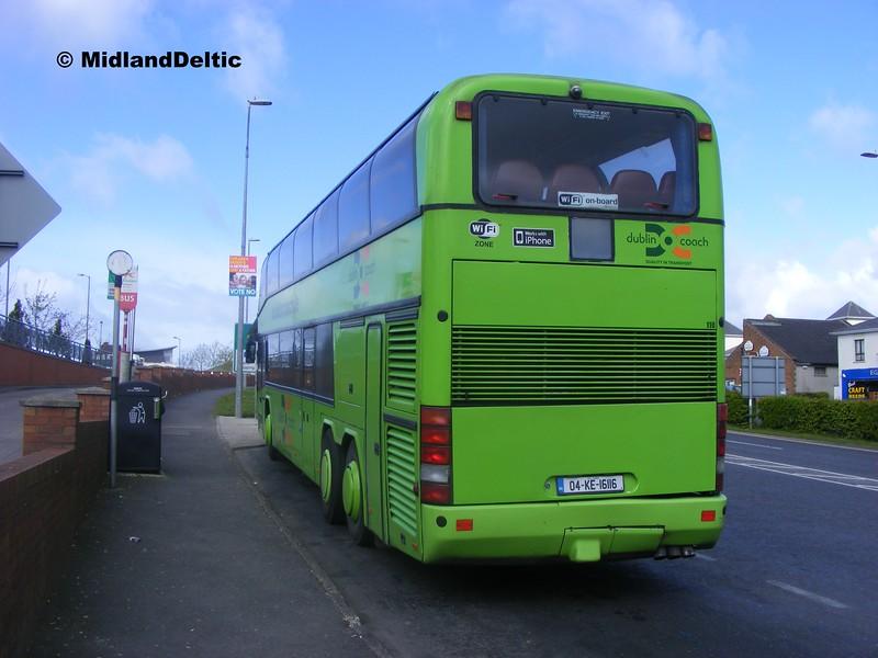 Dublin Coach 04-KE-16116, James Fintan Lawlor Ave Portlaoise, 28-04-2015
