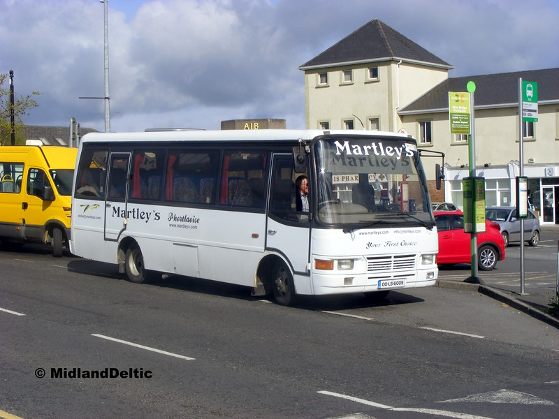 Martleys 00-LS-6009, James Fintan Lawlor Ave Portlaoise, 28-04-2015