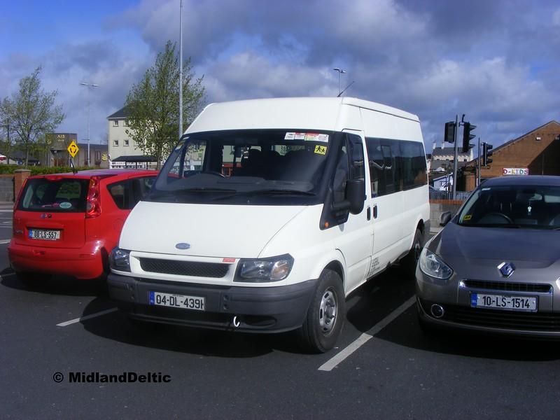 Costello (Portarlington) 04-DL-4391, Laois SC Car Park Portlaoise, 28-04-2015
