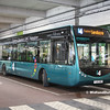 TrentBarton 325, Broad Marsh Bus Station Nottingham, 16-01-2016