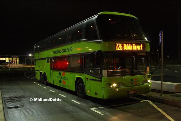 List of Irish Bus Operators