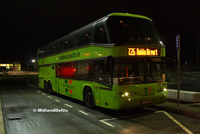 Dublin Coach 04-KE-11340, Red Cow LUAS Interchange, 09-01-2016