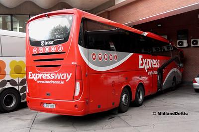 Bus Éireann SE34, Busáras Dublin, 23-07-2016
