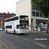 Dublin Bus AX545, Berresford Place Dublin, 23-07-2016