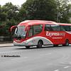 Bus Éireann SP94, Berresford Place Dublin, 23-07-2016