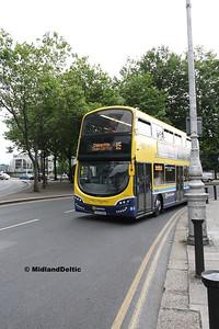 Dublin Bus SG67, Amiens St Dublin, 23-07-2016