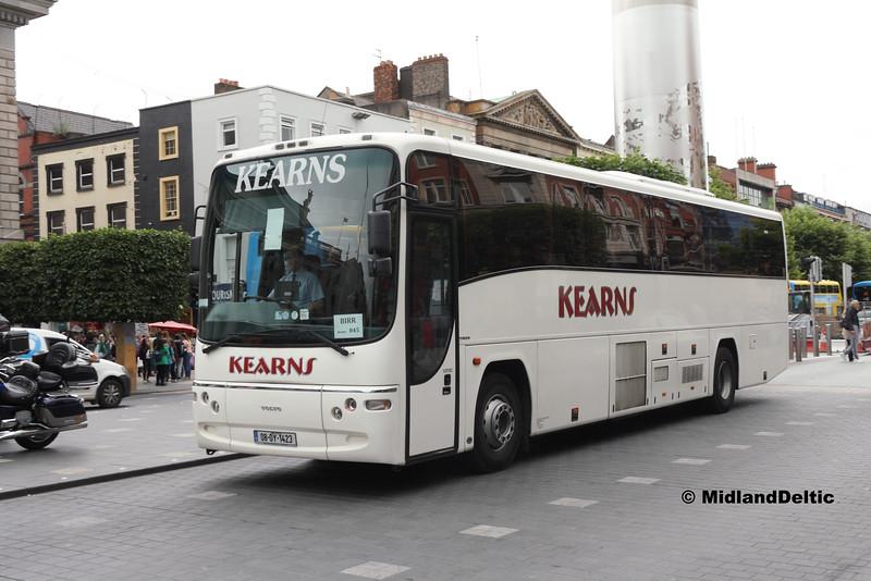 Kearns 08-OY-1423, O'Connell St Dublin, 23-07-2016