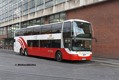 Bus Éireann LD306, Store St Dublin, 23-07-2016