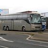 Wexford Bus 131-D-3248, East Wall Rd Dublin, 25-07-2016
