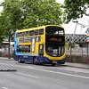 Dublin Bus SG41, Eden Quay Dublin, 25-07-2016