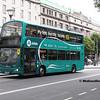 Dublin Bus VG35, O'Connell St Dublin, 25-07-2016