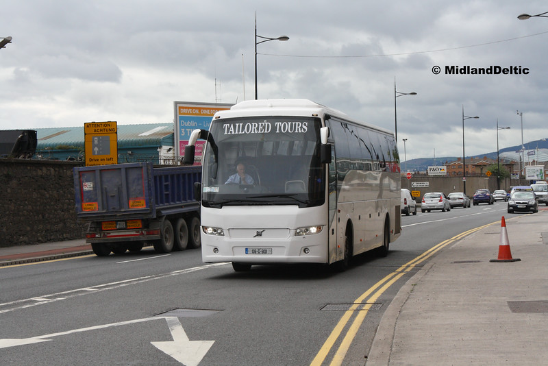 Tailored Tours 08-G-801, East Wall Rd Dublin, 25-07-2016