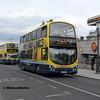Dublin Bus GT98, Marine Rd Dún Laoghaire, 25-07-2016