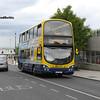 Dublin Bus GT16, Marine Rd Dún Laoghaire, 25-07-2016