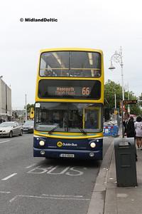 Dublin Bus AV26, Parkgate St Dublin, 25-07-2016
